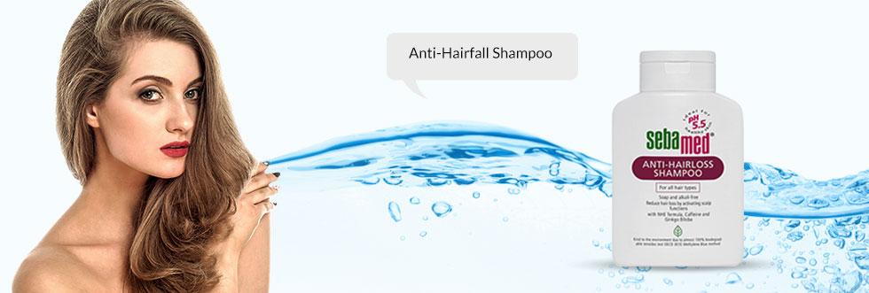 Anti Hairloss Shampoo Sebamedindia